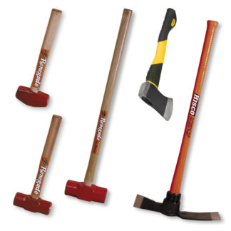 Hammers, Axes and Mattocks
